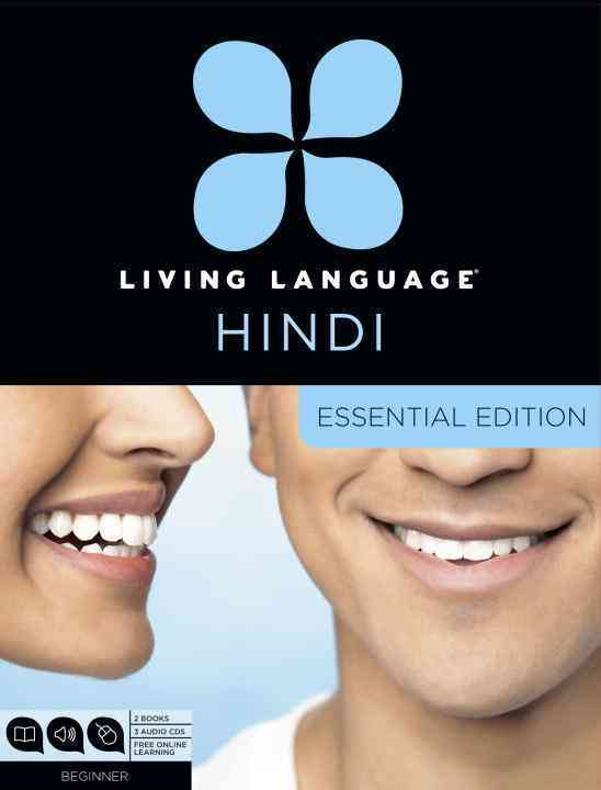 [CD] Living Language Hindi By Living Language (COR)/ Bhat, Monisha